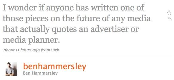 Twitter _ Ben Hammersley_ I wonder if anyone has wri ...