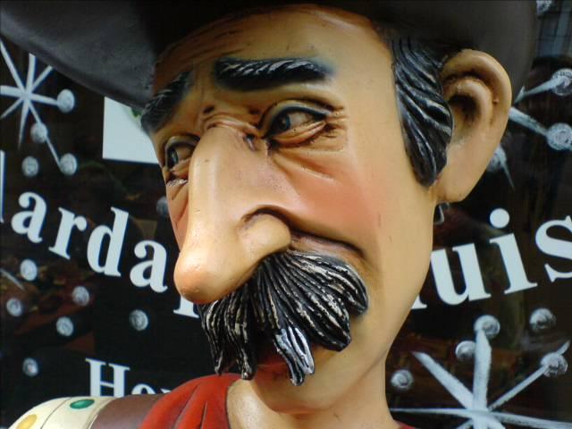 Belgian cowboy