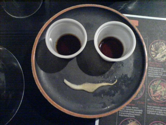 Yo sushi smile