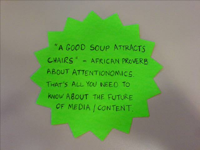 soup and media