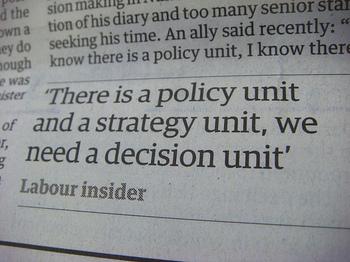 Decisionunit