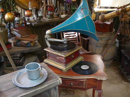 Patinagramophone