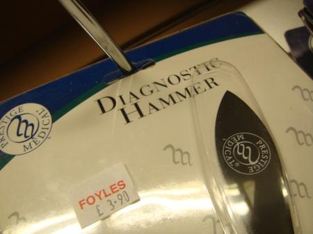 Diagnostichammer