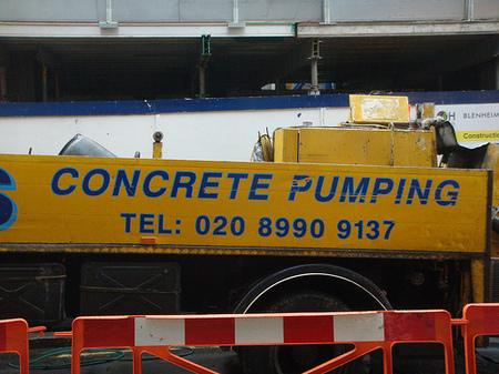 Concretepumping