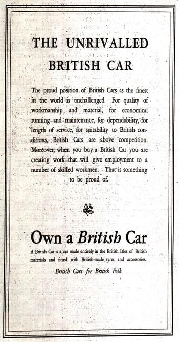 British_car