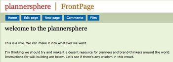 Plannersphere